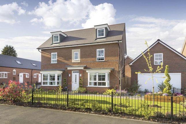 "Thumbnail Detached house for sale in ""Stratford"" at Fen Street, Brooklands, Milton Keynes"