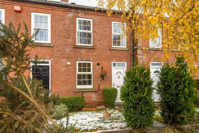 Thumbnail Terraced house to rent in Station Square, Strensall, York