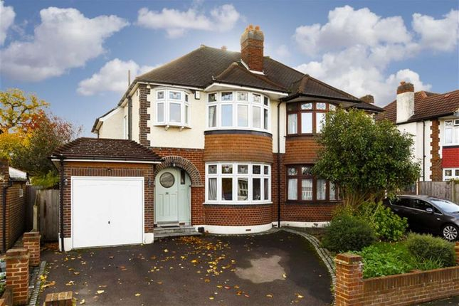 Semi-detached house in  Vale Road  Stoneleigh  Surrey K Greater London