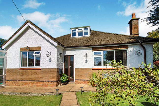 Thumbnail Detached bungalow for sale in Carlton Road, Kibworth Harcourt