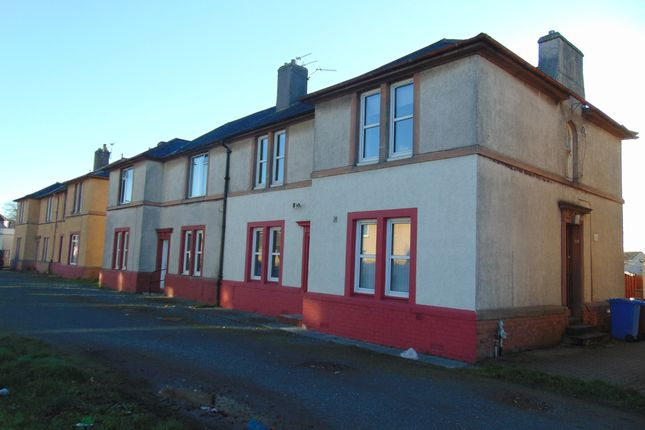 Thumbnail Flat to rent in Glasgow Road, Bathgate, West Lothian