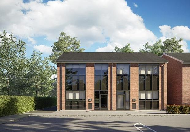 Thumbnail Office to let in Units 19 And 20 Macon Court, Crewe, Cheshire