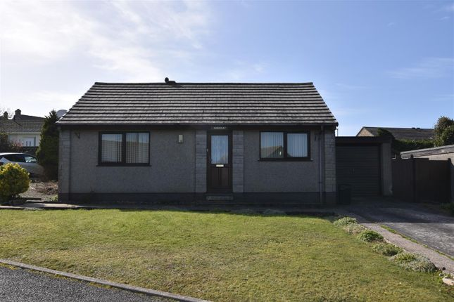 Thumbnail Detached bungalow for sale in Penlean Close, Mount Ambrose, Redruth