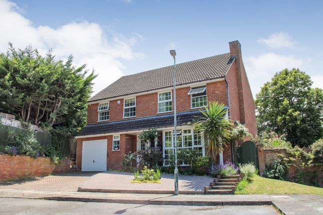 Thumbnail Detached house for sale in Dukes Orchard, Bexley