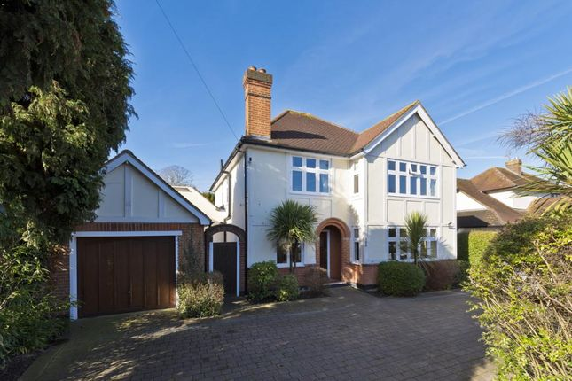 Thumbnail Detached house to rent in West Grove, Walton On Thames