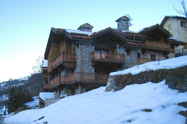 Thumbnail Apartment for sale in Saint Martin De Belleville, Savoie, France