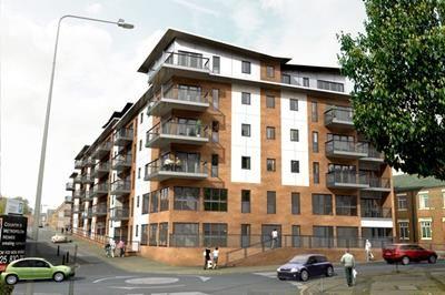 Retail premises to let in Retail Suites, The Light Buildings, Walker Street, Preston