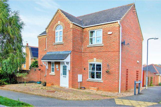 Thumbnail Detached house for sale in Roman Way, Higham Ferrers