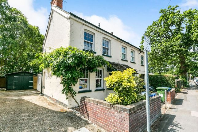 Thumbnail Semi-detached house to rent in Union Street, Farnborough