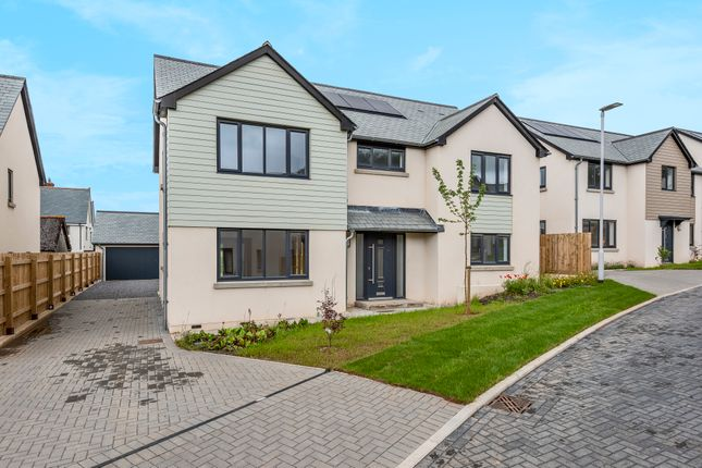 Thumbnail Detached house for sale in Wellspring Place, Plymouth