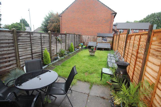 Garden of Mallard Drive, Oldbury, West Midlands B69