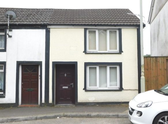 Thumbnail End terrace house for sale in Rhondda Road, Pontypridd