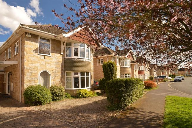 Thumbnail Detached house for sale in Springwood, Haxby, York