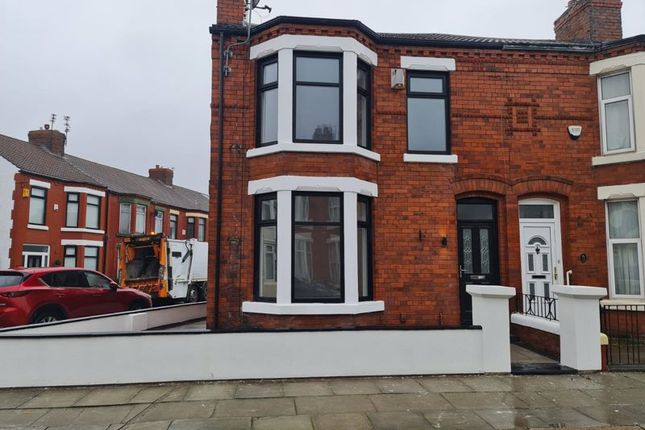 Thumbnail Terraced house to rent in Hanford Avenue, Walton, Liverpool