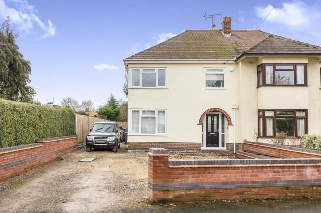 Thumbnail Semi-detached house for sale in Barnwood Avenue, Gloucester, Gloucestershire