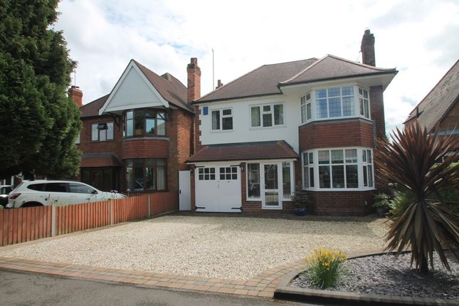 Thumbnail Detached house for sale in Rectory Road, Solihull