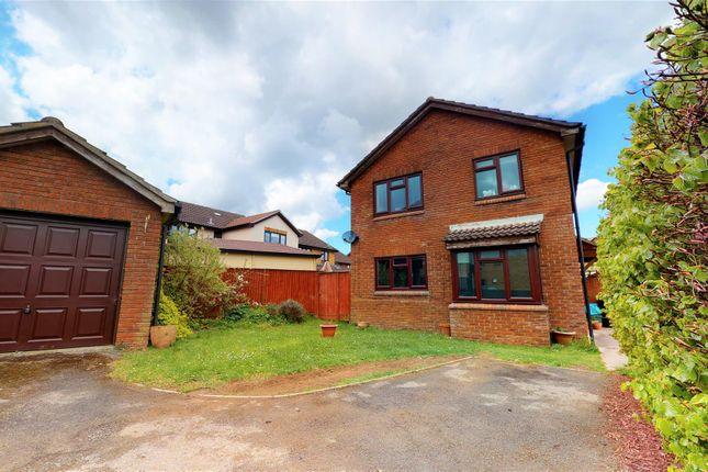Detached house for sale in Nightingale Way, Westfield, Radstock