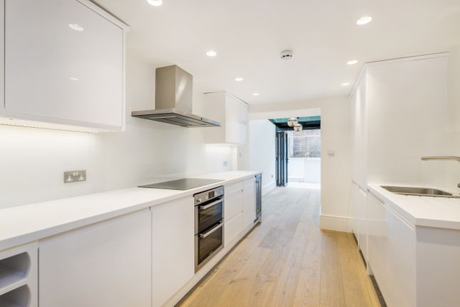 Thumbnail Terraced house to rent in Cloudesley Road, London