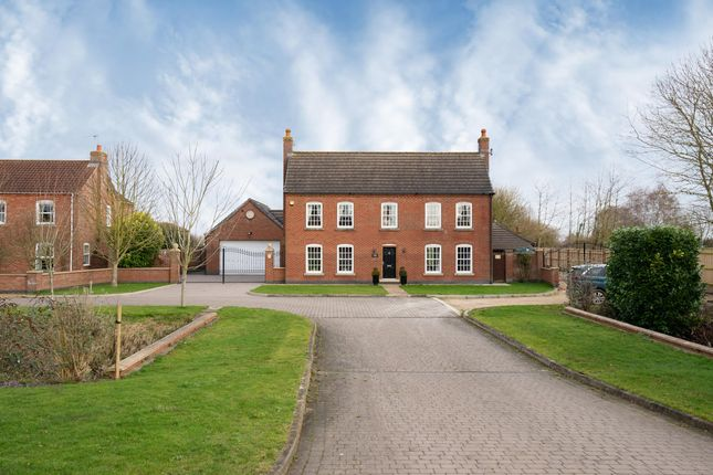 Thumbnail Detached house for sale in Holme Road, Kirton Holme