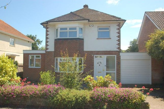 Thumbnail Detached house for sale in Vectis Road, Alverstoke, Gosport