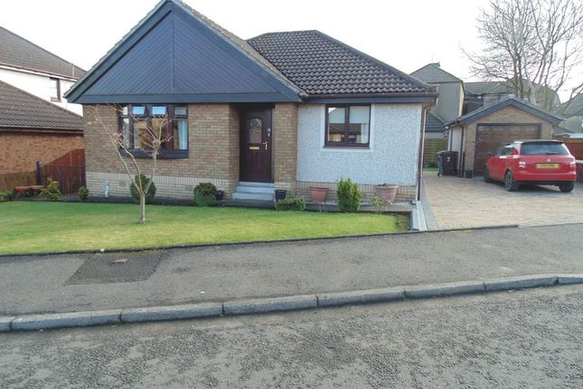 Thumbnail Bungalow for sale in Regal Grove, Shotts