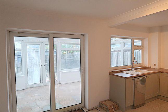 Kitchen Area of Gradon Close, Barry CF63