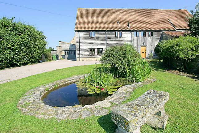 Thumbnail Detached house for sale in With 1 Bed Holiday Let, Rodley, Westbury-On-Severn