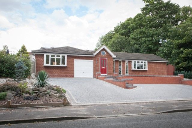 Thumbnail Detached bungalow for sale in Browns Drive, Sutton Coldfield