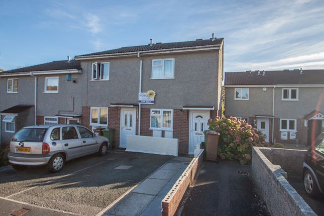 Thumbnail Property to rent in Butler Close, Plymouth