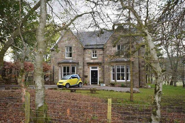 Thumbnail Detached house to rent in Glenrinnes, Keith