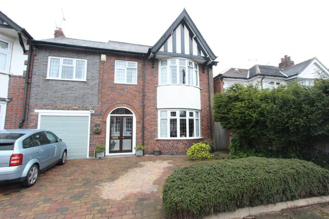 Thumbnail Detached house for sale in Dumbleton Avenue, Leicester