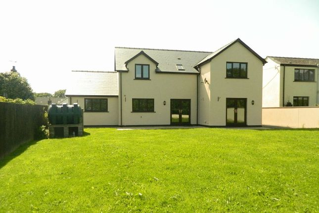 Thumbnail Detached house for sale in New Road, Hook, Haverfordwest