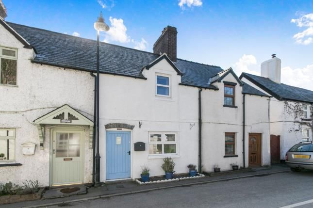 Thumbnail Terraced house for sale in Llangernyw, Abergele, Conwy, North Wales