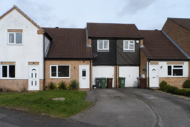 Thumbnail Terraced house to rent in Crimscote Close, Shirley, Solihull