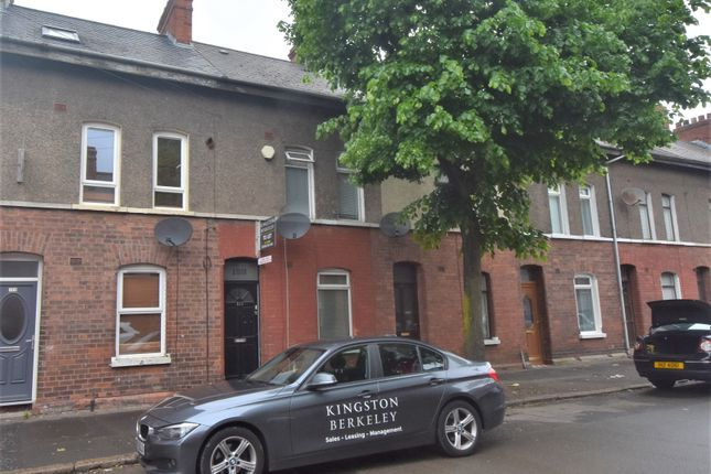 Thumbnail 2 bedroom terraced house to rent in Donegall Avenue, Belfast