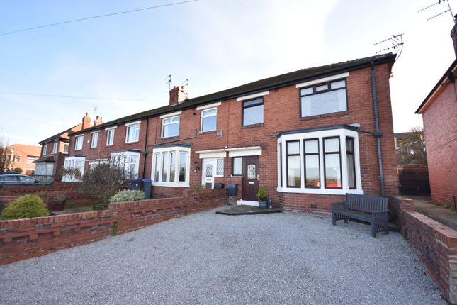 Thumbnail End terrace house to rent in Lawson Road, Blackpool, Lancashire