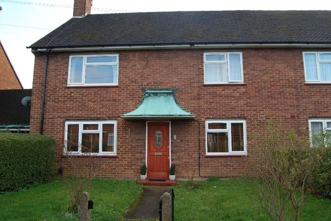 Thumbnail Maisonette to rent in Bovingdon Crescent, Watford