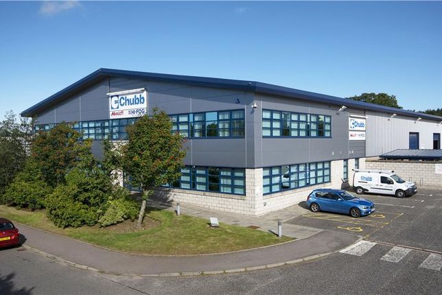 Thumbnail Light industrial to let in Badentoy Crescent, Portlethen, Aberdeen