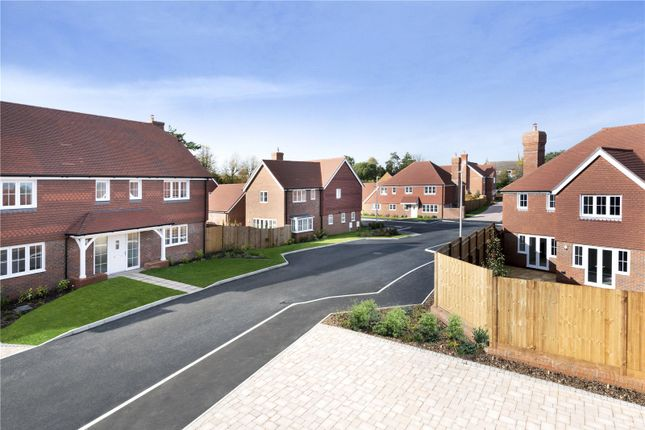 Thumbnail Semi-detached house for sale in Oakwood Way, Wadhurst, East Sussex