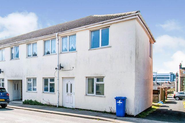 Thumbnail Terraced house for sale in Burton Street, Lowestoft