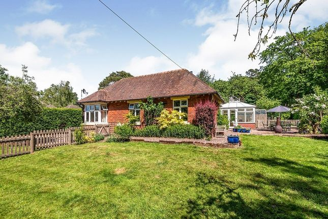 Thumbnail Bungalow for sale in Chipnall, Cheswardine, Market Drayton