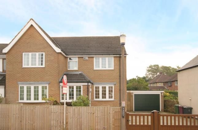 Thumbnail Detached house for sale in Salisbury Road, Dronfield, Derbyshire