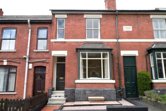 Thumbnail Terraced house to rent in Arthur Street, Derby