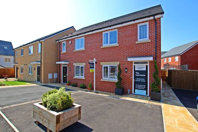 Thumbnail Semi-detached house for sale in Radley Park, St Helens