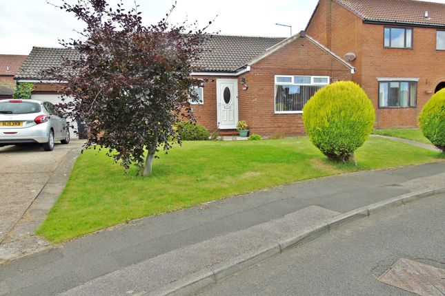 3 bed bungalow for sale in Halls Close, Blackhall Colliery, Hartlepool