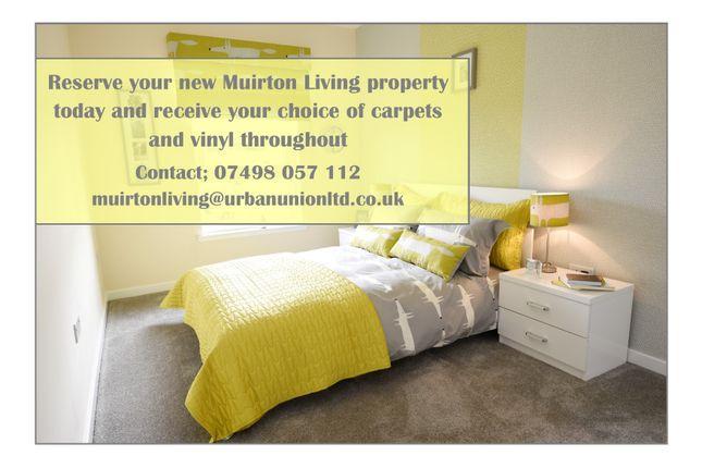 Thumbnail End terrace house for sale in Kestrel Way, Muirton