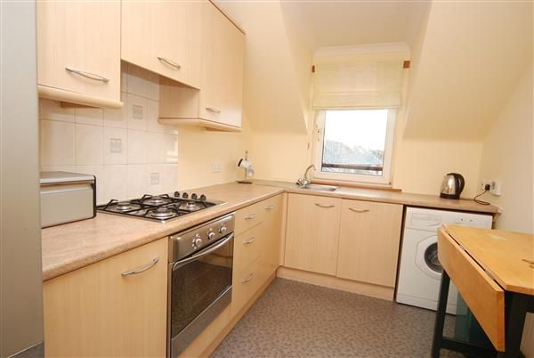 Kitchen: of Springvale Court, Saltcoats KA21