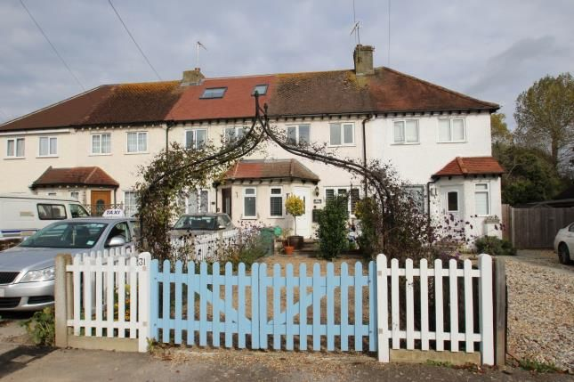 Thumbnail Property for sale in Chestnut Road, Horley, Surrey