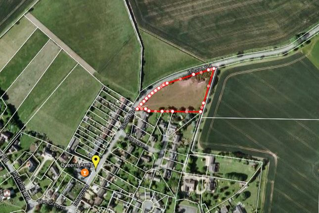 Thumbnail Land for sale in Isham Road, Orlingbury, Kettering