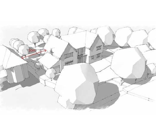 Thumbnail Land for sale in Hill Crescent, Haverhill